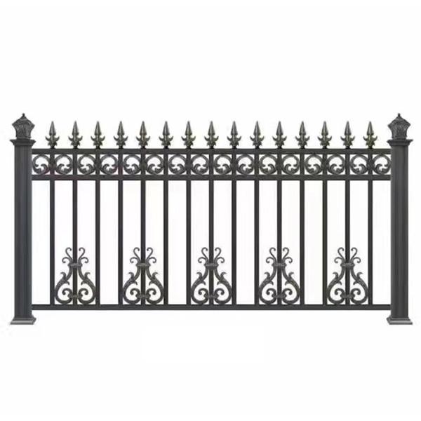 JK-02 不锈钢花园围栏