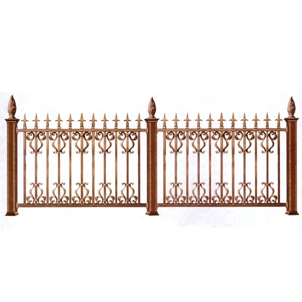 JK-03 不锈钢花园围栏