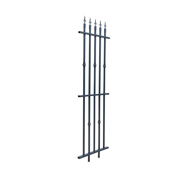 JK-08 不锈钢花园围栏
