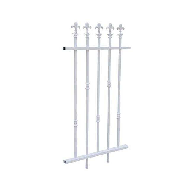 JK-10 不锈钢花园围栏