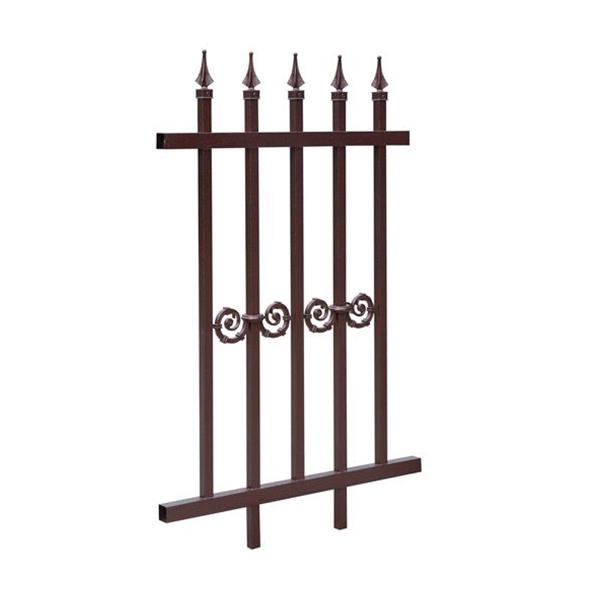 JK-12 不锈钢花园围栏