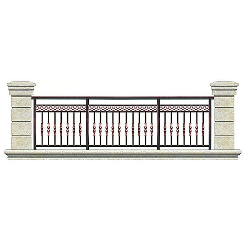 江苏JKD-05 不锈钢阳台栏杆